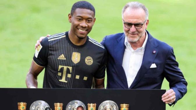 Bayern Munich : Rummenigge attaque Alaba (Real Madrid), son clan réplique !