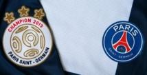 Un logo « Champion 2013 » pour le PSG !