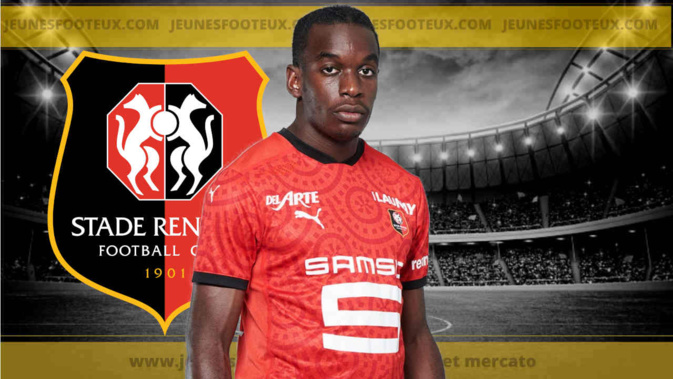 Stade Rennais : Faitout Maouassa intéresse Francfort