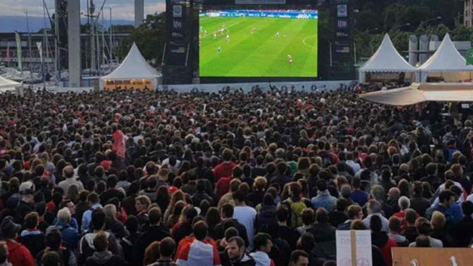 Les fanzones de retour en France pour l'Euro 2020