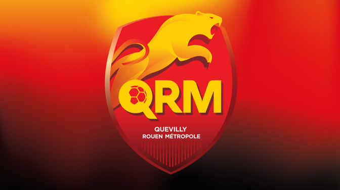 Quevilly Foot : Garland Gbelle au QRM !