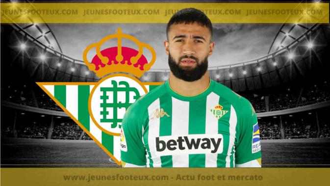 Liga / Mercato : Le Betis Séville ne veut pas laisser partir Nabil Fekir