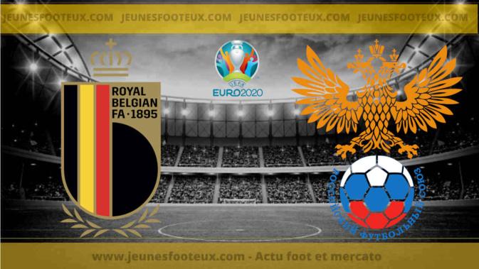 Tout savoir sur Belgique-Russie