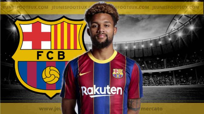 OM - Mercato : Konrad de la Fuente (Barça) va signer à Marseille !