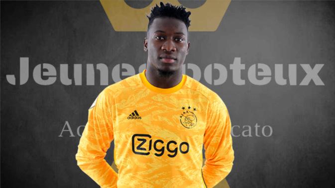 Mercato OL, LOSC, Monaco - André Onana (Ajax) convoité en Ligue 1