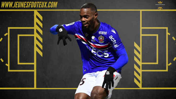 FC Nantes Mercato : Wylan Cyprien (ex OGC Nice).