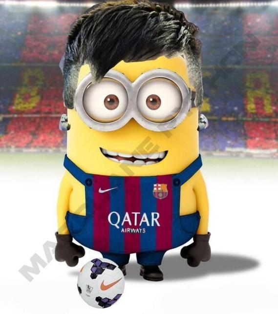 Le minion de neymar - Photo de minion ...