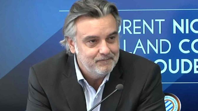 MHSC : Nicollin fait le point sur le dossier Belhanda