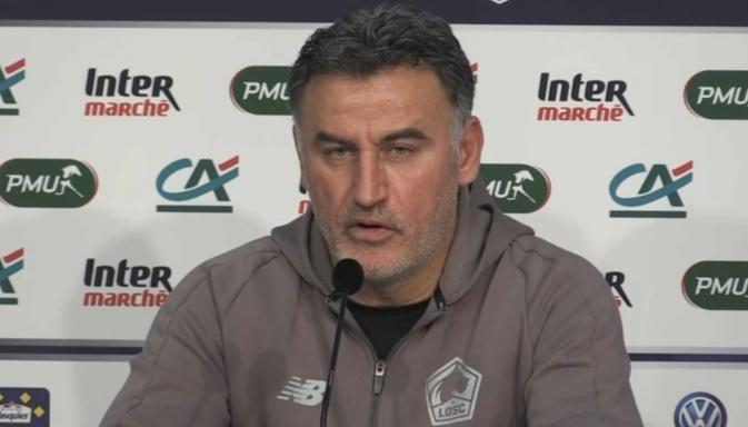 OGC Nice : Christophe Galtier (LOSC) nouvel entraîneur.