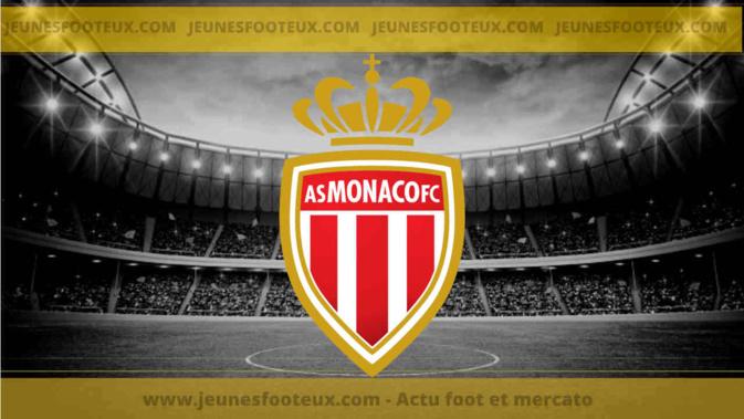 L'AS Monaco présente ses nouveaux maillots 2021-2022