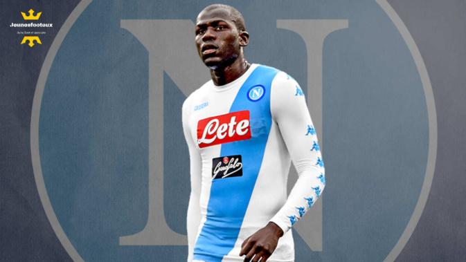 Naples Mercato : Kalidou Koulibaly convoité par Everton de Rafael Benitez