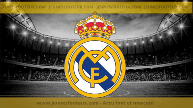 Le maillot extérieur 2021-2022 du Real Madrid fuite