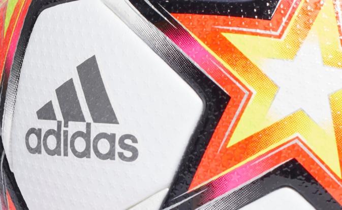 Le nouveau ballon de la Ligue des champions 2021-2022