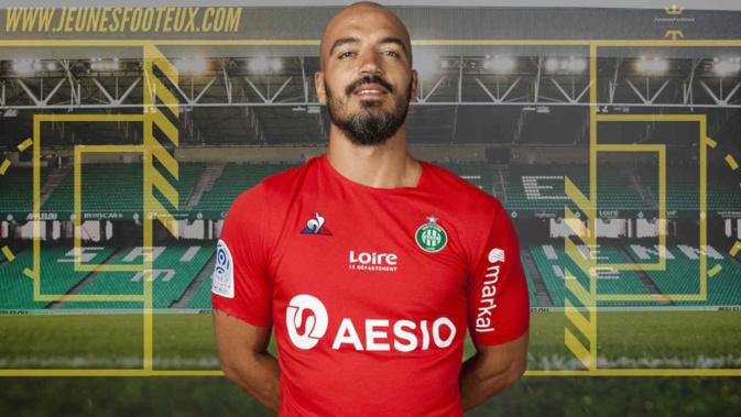 ASSE - Mercato : Jessy Moulin quitte officiellement l'AS Saint-Etienne !