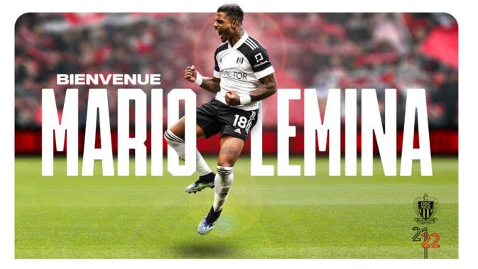 OGC Nice - Mercato : Lemina officiellement un joueur de Nice