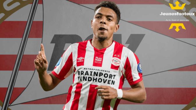 Mercato Dortmund : Donyell Malen va succéder à Jadon Sanchol
