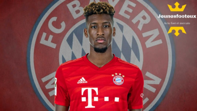 Bayern Munich : Un nouveau numéro pour Kingsley Coman