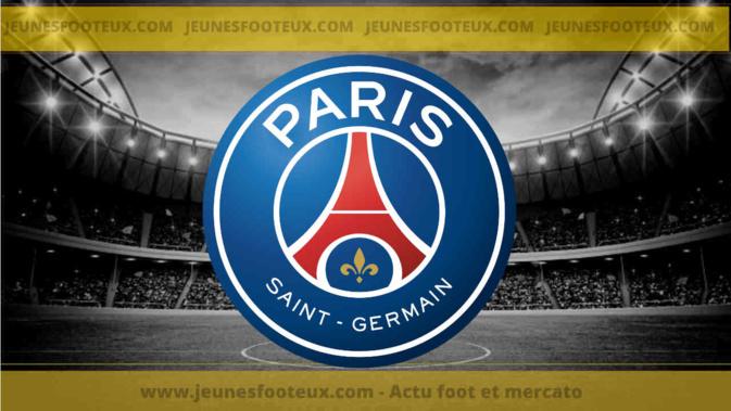 Une nouvelle veste pour le Paris Saint-Germain