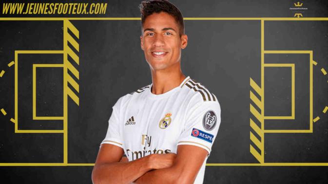 Les adieux de Raphaël Varane au Real Madrid