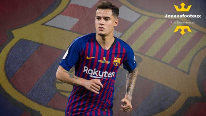 FC Barcelone : Coutinho séduit un club du Big 6 en Premier League