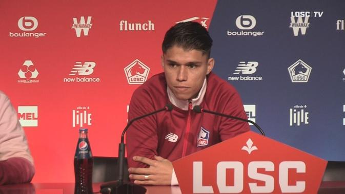LOSC Foot : Luiz Araujo de Lille à Atlanta !