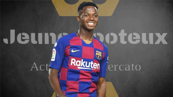 Une bonne nouvelle pour le FC Barcelone