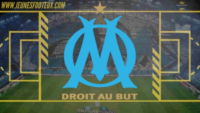 Le nouveau numéro 9 de l'Olympique de Marseille