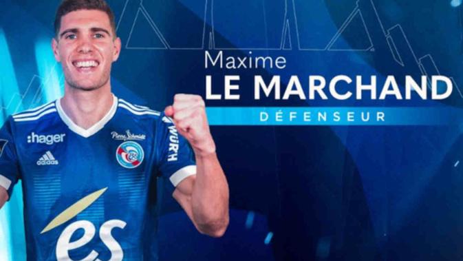 Strasbourg - Mercato : Maxime Le Marchand vient renforcer la défense du RCSA