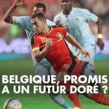 Belgique, une jeunesse dorée.
