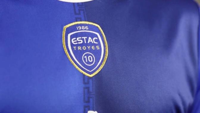 ESTAC Mercato : Erik Palmer-Brown à Troyes.