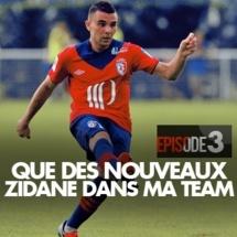 Marvin Matin, ex nouveau Zidane
