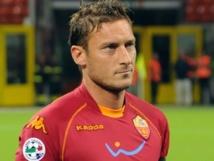Francesco Totti a prolongé jusqu'en 2016