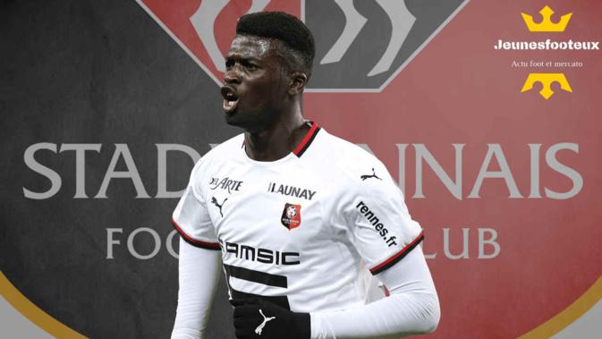 Girondins de Bordeaux : accord avec le Stade Rennais pour M'Baye Niang