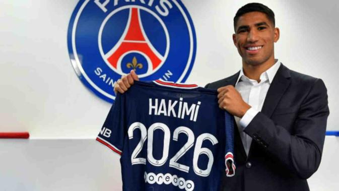 PSG : grosse sortie médiatique concernant l'avenir de Hakimi !