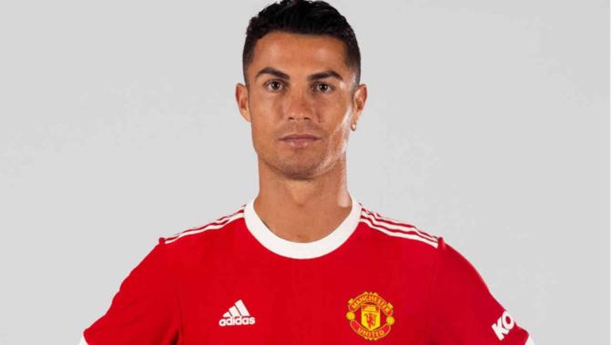 Un artiste rend hommage à Cristiano Ronaldo