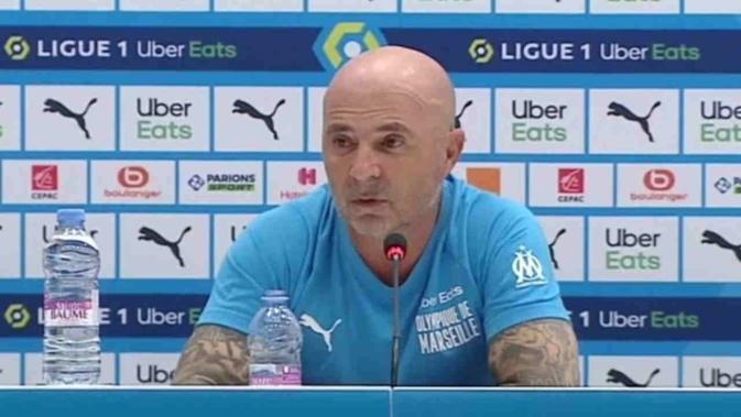 OM : certains joueurs agacés par le management de Sampaoli avant Marseille - Rennes