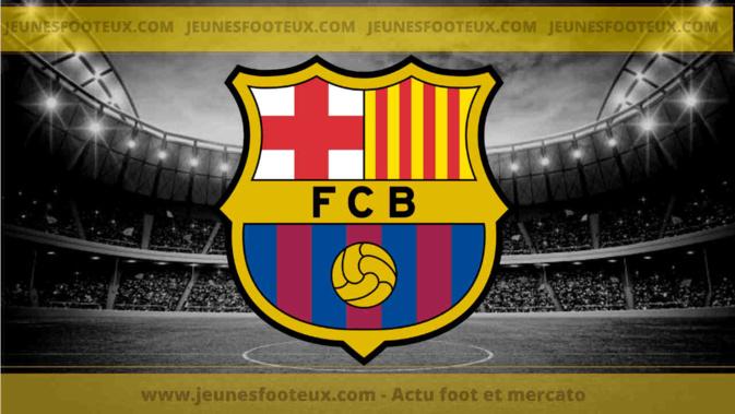 Un nouveau maillot pré-match pour le FC Barcelone