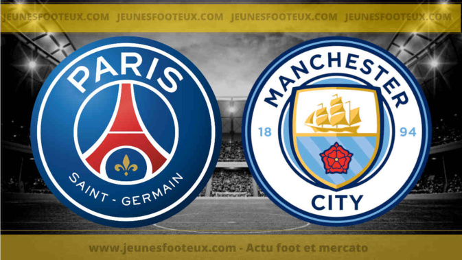 PSG - Manchester City : les compos probables avec deux incertitudes pour Paris