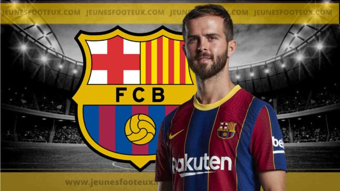 FC Barcelone : Pjanic glisse un tacle au Barça au sujet de Griezmann