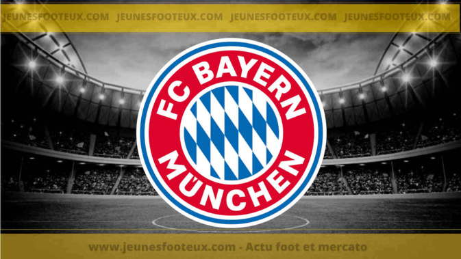Le maillot pré-match 2021-2022 du Bayern Munich