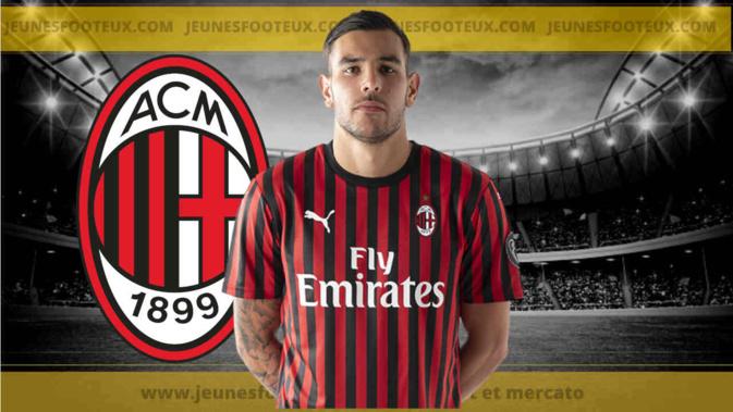 Milan AC : Théo Hernandez positif au Covid-19 !