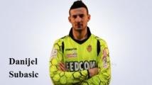 Danijel Subasic prolonge d'une saison à Monaco
