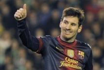 La sueur froide pour Messi l'été dernier !