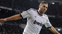 Karim Benzema blessé à un mollet