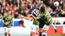 Zlatan Ibrahimovic « le geste parfait, probablement l'un des plus beaux buts de ma carrière ».