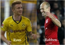 Le PSG s'intéresse à Reus et Robben ?