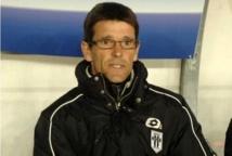 Jean-Louis Garcia nouvel entraineur de Châteauroux