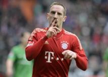 Franck Ribery verrait t-il le vent tourner??