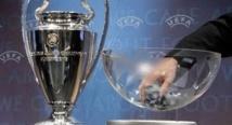 Tirage des huitièmes de finale de la ligue des champions