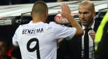 Zidane, un mentor pour Karim Benzema